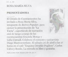 María Rosa Silva