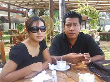 Bersantai Bersama Isteri