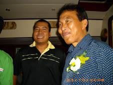 Aku Bersama Vice Govener Satun, Thailand