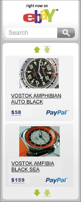 Vostok Amfibia Black Sea
