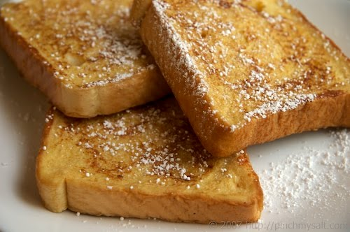 Mocha Moments: Oven Baked French Toast Recipe with vegan option