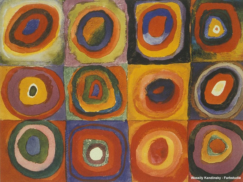 Paintingfeather Wassily Kandinsky Paintings