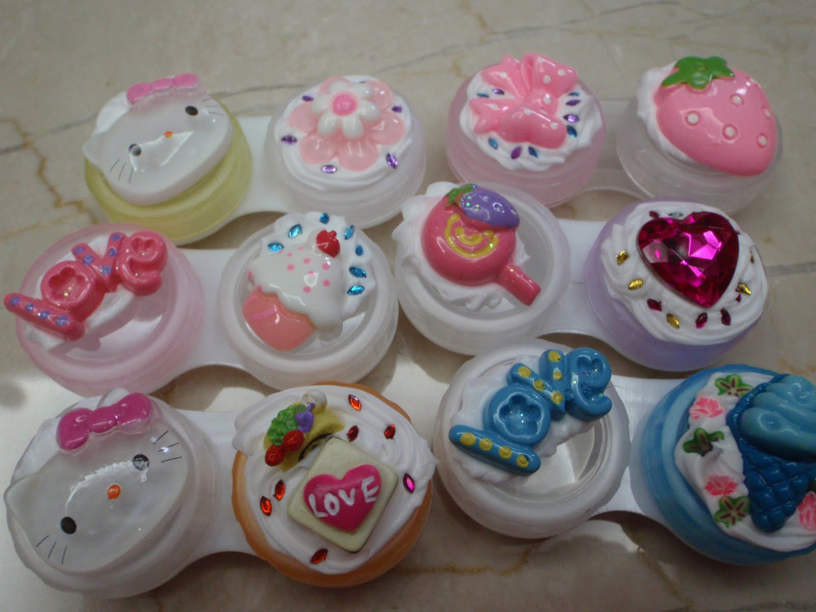 Contact+lens+case+cute