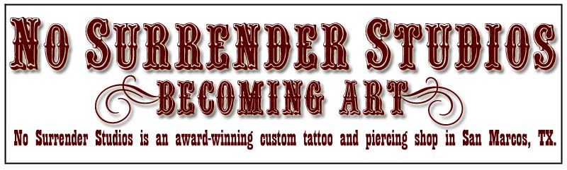 No Surrender Studios - Becoming Art