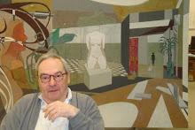 Entrevista Baravelli em seu Ateliê