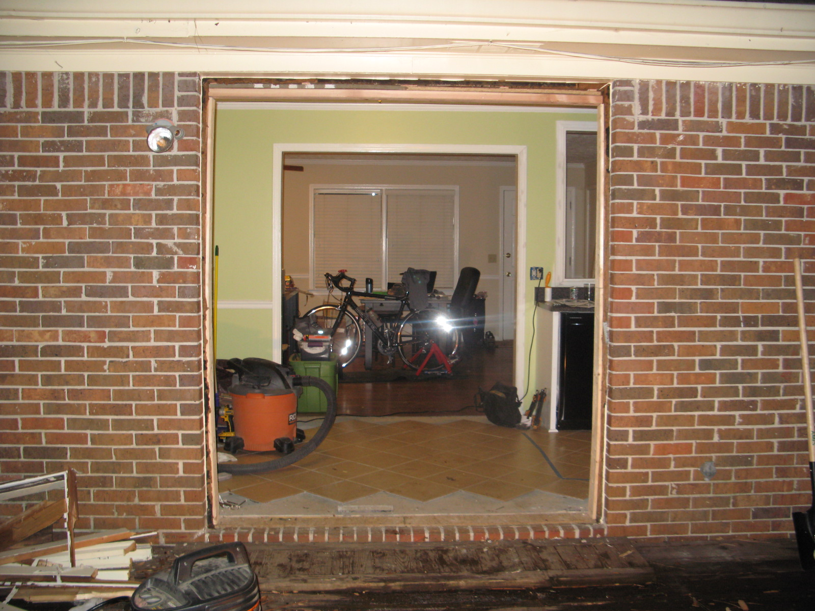 It 39 s not rocket science new patio door for New patio doors