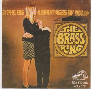 THE BRASS RING - THE DIS ADVANTAGES OF YOU