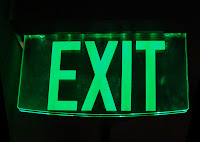 The Importance of Exit Sign