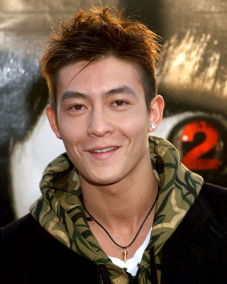 Chen appeared in the 2002 hit Hong Kong police thriller,