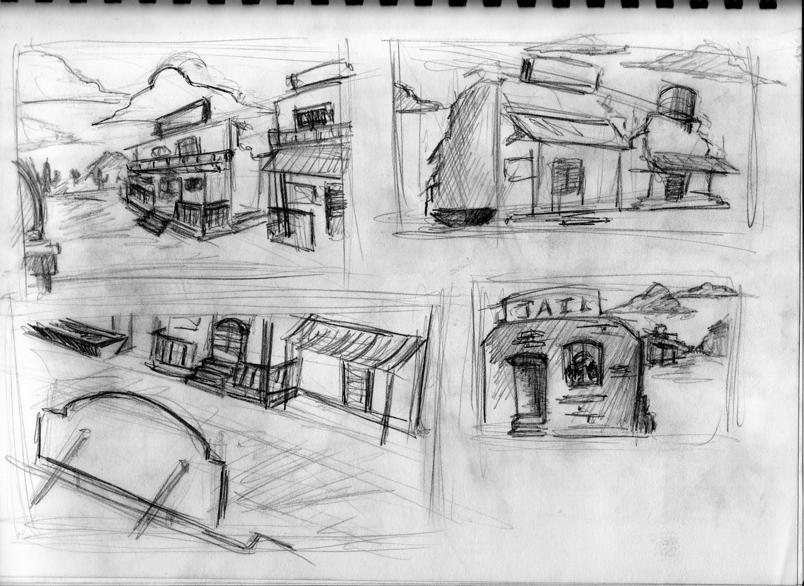 Old Western Town Drawing Western drawings - viewingOld Western Town Drawing