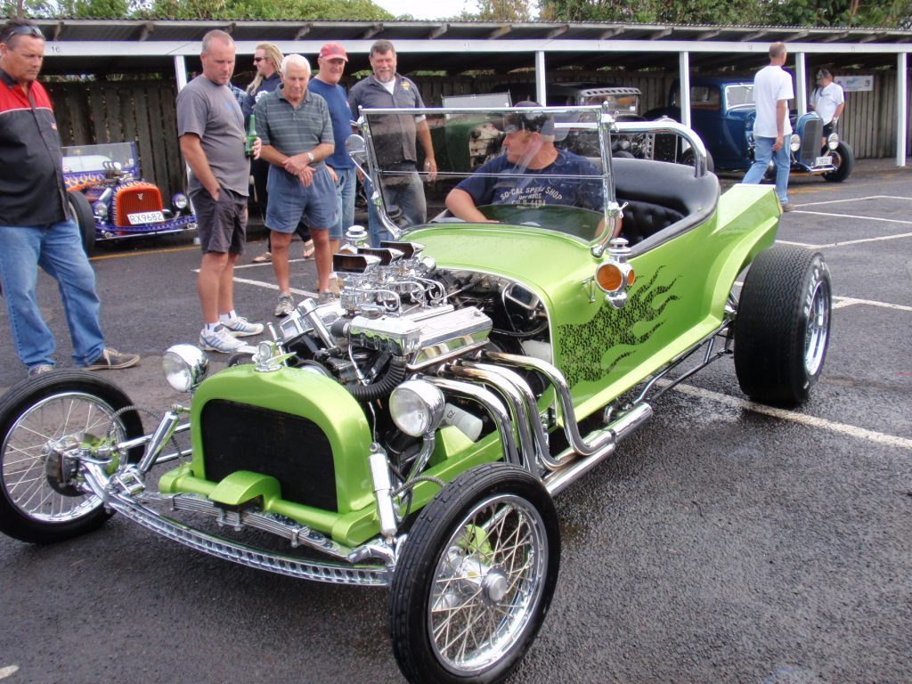This year at the Hot Rod Blow