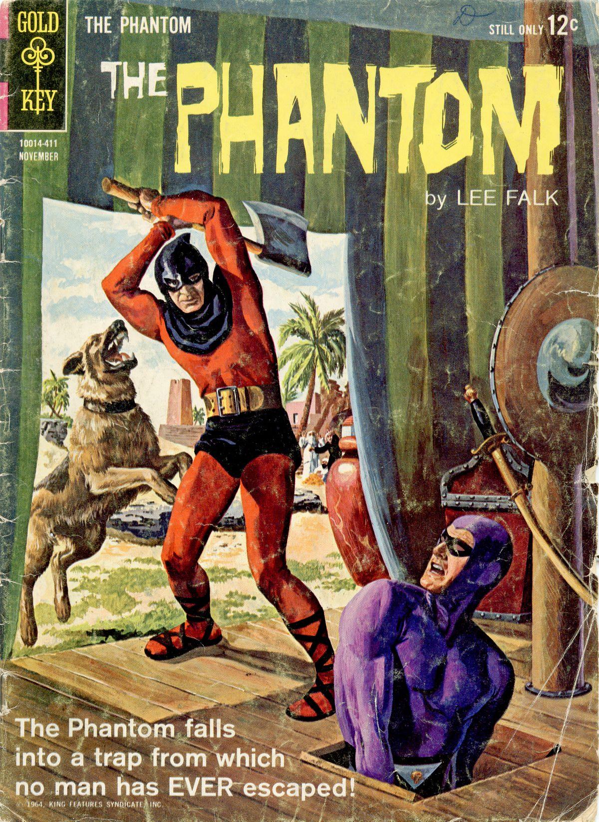 The Phantom (1962) 9 Page 1