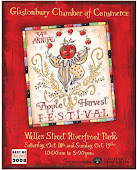 2008 Apple Harvest Festival Poster