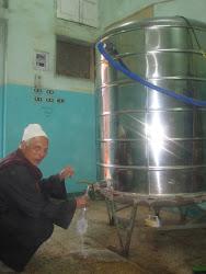 محطة تنقية المياه