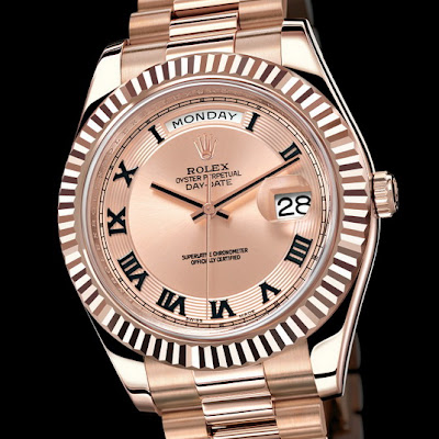 Rolex Day-Date 60th Anniversary Edition, the President's Watch with ...