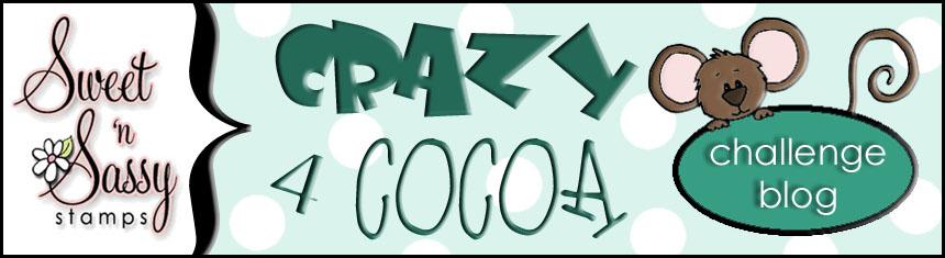 Crazy 4 Cocoa Challenge Blog
