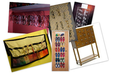 Lovely Eyeglasses Storage? Check!    Some GREAT Ideas For Your Growing Glasses  Collection