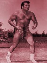 "WWE--Tarzan Taborda ""Herói Esquecido"""