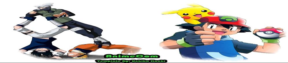 ...:::Fã site de Naruto e Pokemon:::...