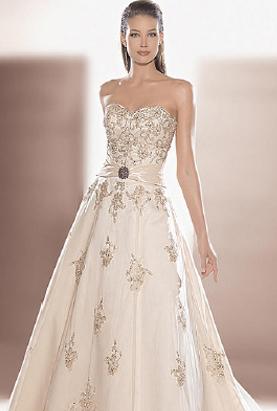 Красивые свадебные платья 25 фото