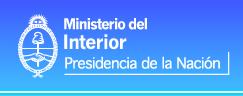 Opiniones de ministerio del interior de la republica argentina for Ministerio del interior gob ar