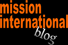 Mission International Blog