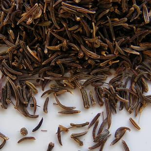 Black cumin fruits
