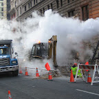 St. Regis Steam 5 - Outside the St. Regis on 55th St., off 5th Ave.