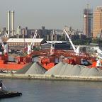 Brooklyn Navy Yard 2 - From the Williamsburg Bridge.