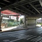 Summer Shade - Under the Long Island Expressway, off Van Dam in Queens.