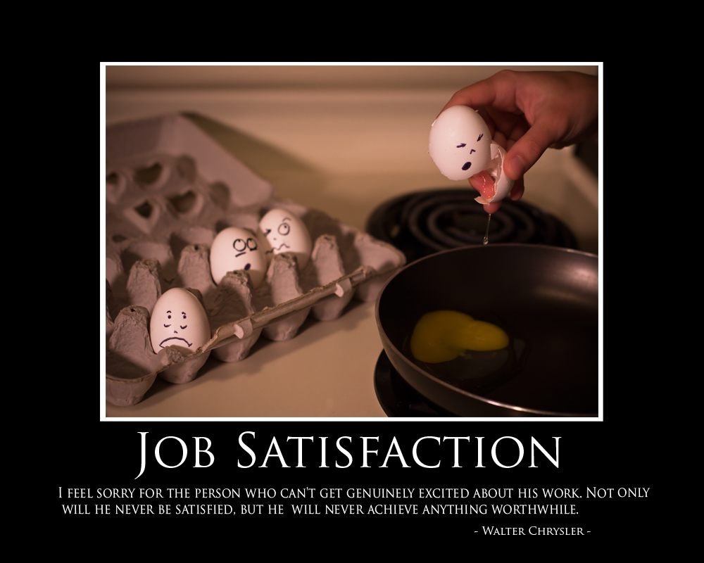 funny quotes about job satisfaction  quotesgram
