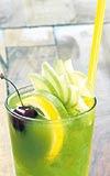 limonata Ender Saraç limonlu buzlu yeşil çay