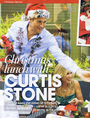 curtis stone wife or girlfriend. OK! gives us Curtis Stone and