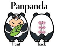 PANPANDA 熊貓平平(女仔)