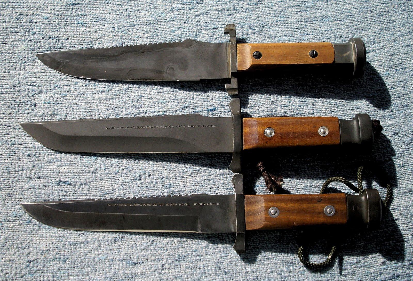 Antiguos cuchillos de combate argentinos 2 taringa for Coleccion cuchillos el mundo