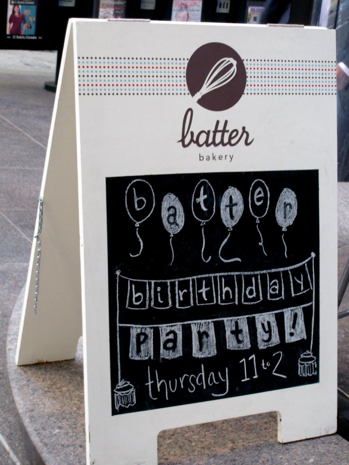 Resultado de imagem para batter bakery
