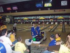 Bowling Galaxy Lanes #12
