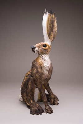 hares by jeremy james