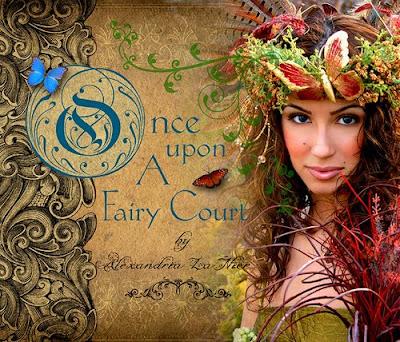 alexandria LeNire Once Upon A Fairy Court
