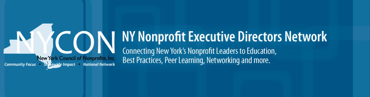 NY Nonprofit Executive Directors Network