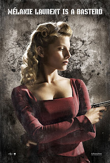 Melanie Laurent - Inglourious Basterds