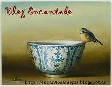 Premio que ganhei do Blog http://encantosamigos.blogspot.com/
