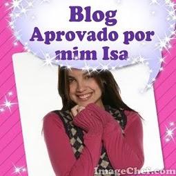 Blog Oficial da Isa Tkm