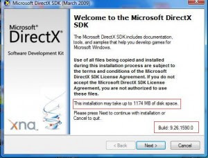 download directx 9 sdk