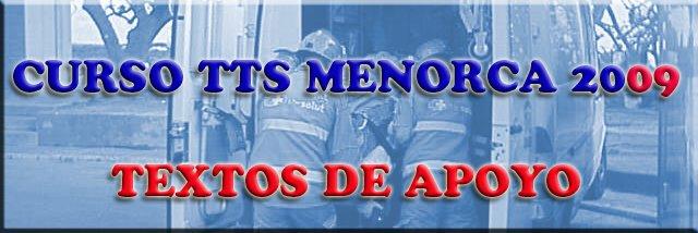 CURSO DE TTS MENORCA 09
