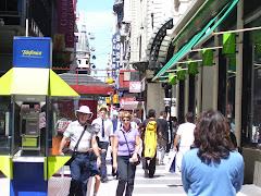 galería paseando por las calles de Buenos Aires - Argentina