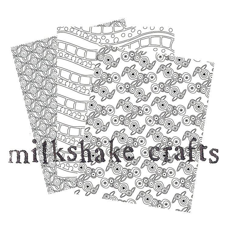 milkshake coloring pages - free coloring pages of a milkshake
