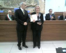 Premiazione Pesaro 2008
