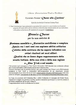 Nomina Premio Oscar