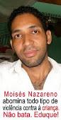 Escritor Moisés Nazareno
